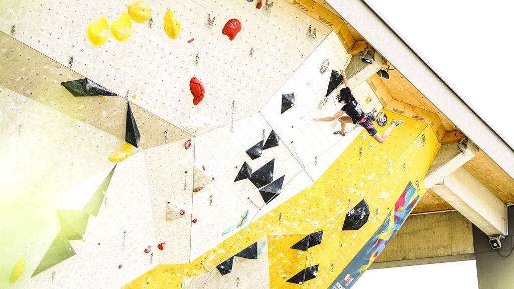 Sport Climbing Photography